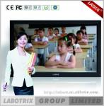 high resolution Interactive Whiteboard Monitor Multi-touch , 64 points