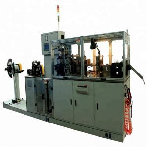 China Automatic Radiator Fin Machine 0.6Mpa Pneumatic System Working Pressure on sale