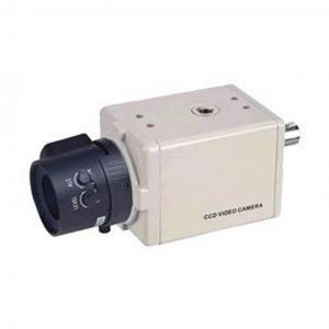 China Indoor Analog Box CCTV Cameras Waterproof Long Distance , Progressive Scan on sale