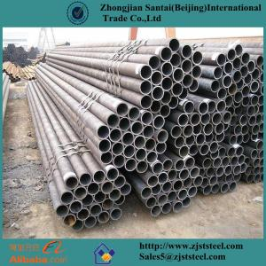 China Cold Rolled ASTM Seamless Steel Pipes for Metal Fuel Pipes on sale