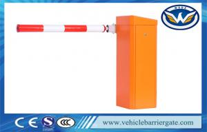 China Solar Powered Vehicle Security Barriers, Car Park Barriers For Underground Parking Lot on sale