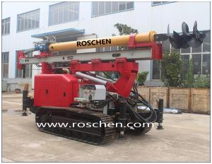 China Multifunction Hydraulic Crawler Drilling Rig Machine for Jet Grouting RS-160 on sale