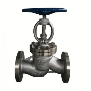 China 6 Inch Industrial Globe Valve , Stainless Steel Globe Valve For Flow Control on sale