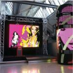 Mini Series Fullcolor P6.25 Indoor Super Slim Led Display For Rental & Advertising