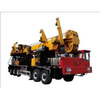 Truck Mounted Surface Core Drilling Rig For Water Well / Coalbed Gas Drilling