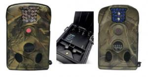 China 5 Megapixel 1900MHz MMS Outdoor GSM GPRS Infrared Hunting Video Cameras on sale