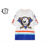 Custom New York Death Adders Shirts , Hockey Jersey Woman Mid Sleeve Shirts