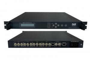 China AV MPEG2/H.264 IPTV Encoder (MPTS) on sale