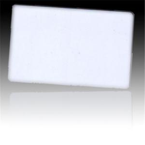 China Blank PVC card on sale