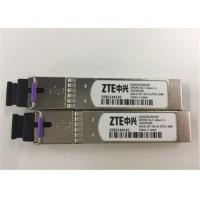 ZTE C+ SFP Transceiver Module Single Mode GEPON With Class C+ GPON OLT