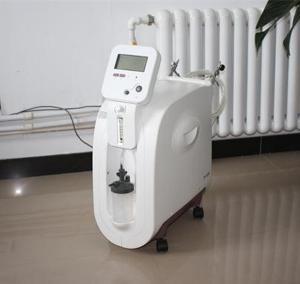 China Almighty oxygen jet facial care Oxygen skin rejuvenation on sale