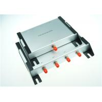 10~15m Four Port RFID Reader Long Range With RS232/RS485/WG26/TCP/IP Interface