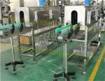 PVC PE Label End Of Line Packaging Equipment 150 - 450 Bottles Per Minute