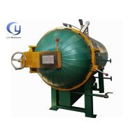 Autoclave Wood Timber Preservative Treatment Pressure And Temperature Customized
