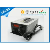 36V 30A battery charger for lifepo4 / agm / gel / lead acid batteries