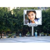 Personalized Outdoor Led Billboard Advertising for Information Publicity P20 2R1G1B