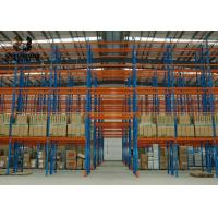 China Assemble Or Welded Customer Size 2000-6500 Mm Height Heavy Duty Metal Racks on sale
