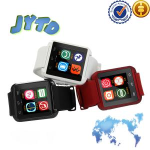 China Promotion Smart buletooth U watch U8 watch for Android smart phone on sale