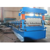 460 Join Hidden Standing Seam Roofing Sheet Roll Forming Machine 2 Years Warranty