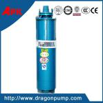 Hot sale CE engine submersible water pump with gasoline water pump