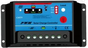 China Solar charge controller for Neighborhood Electric Vehicles,72V/96V/120V,15A/20A/30A,LED,PWM,CE,ROHS,3 years warranty on sale