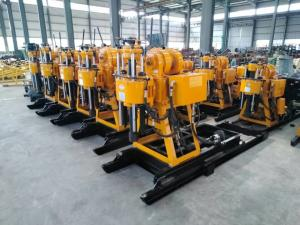 China Hot Sale Portable Water Well Drilling Rigs For Sale on sale