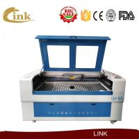 Leather Cloth Laser Engraving Cutting Machines CNC Laser Cutter Equipment 1600 x 1000mm