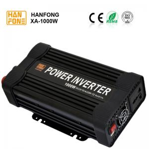 China manufacturer xa1000W Power Inverters 12V DC to 110V 120V AC Chinese wholesale suppliers dc to ac single phase inverters on sale