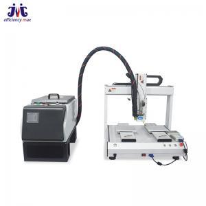 China Adhesive gluing machine manufacturer stable corrugated paper box hot melt glue machine series on sale