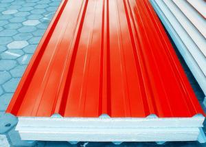 China Orange Roof Sheet Coil Prepainted Galvalume Steel Coil For Roller Shutter Door on sale