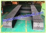 high quality 10 ton steel track undercarriage (steel crawler undercarriage)