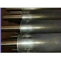 China Titanium ASTM B338 Gr. 2 Gr.1, Gr.2, Gr.3, Gr.7, Gr.9, Gr.11, Gr.12 Spiral Aluminum Extruded Fin Tubes Finned tubes pipe on sale