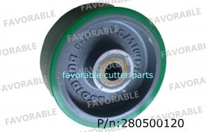 China Hamilton Caster Wheels W-880-D Suitable For Cutter Xlc7000 / Z7 Parts No:280500120 on sale