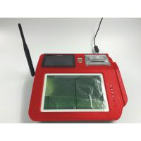 China WiFi Wireless Android NFC POS Terminal , 7 TFT LCD Touch Screen NFC Enabled Devices on sale