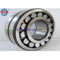 58mm High Precision Spherical Steel Roller Bearing 22318CA For Crusher Machine