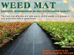 PP woven weed mat,ground cover, black fabric,weed barrier for agriculture, weed killer fabric, agricultural anti weed ma