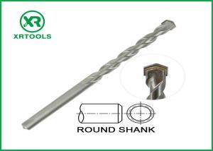 China Sand Blasted Metric Masonry Drill Bits U Flute Tungsten Carbide Tipped on sale