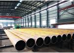 Grade 8620 Seamless Steel Hydraulic Tubing / Underground Boiler Pipe Astm A519