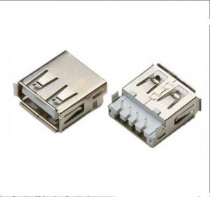 China Magnetic Male RJ45 USB Connector With LED , RJ45 Cat6 Modular Plugs Jack on sale