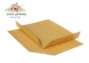 China 1 / 2 / 4 Lips Recyclable Slip Sheet Paper , Brown Slip Sheet Pull Push on sale