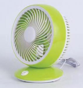 China 6 inch USB Desk Fan with up-down 90 degree adjustable on sale
