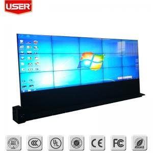 China ultra narrow bezel 46 inch stage led video wall for concert on sale