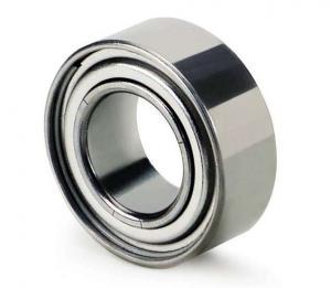 China 51100, 51200, 51300 F series Single Row minuature Stainless steel thrust Bearings on sale