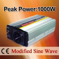 China 500w 12v to 24v dc converter for pure sine wave with Output Voltage on sale