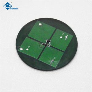 China Φ68X2.5mm Micro Solar Panel , 0.4W Small Pv Panels With Long Lifespan on sale