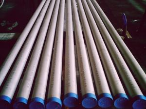 China Cold Drawn Seamless Tube , Φ6.00 mm - Φ610 Mm Astm Stainless Steel Pipe on sale