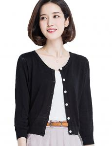 China Button Down Womens Long Cardigans Summer Short Cardigan Sweaters Lightweight on sale