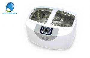 China 2.5L Household Ultrasonic Cleaner , Digital Heated Ultrasonic Cleaner 42KHz on sale