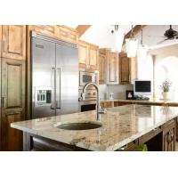 Polished Natural Stone Kitchen Countertops Island Tops With Cut - Out Polished