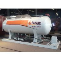 China 10M3 LPG Storage Tanks 10000 Liters LPG Filling Stations Integral Type Separated Type on sale